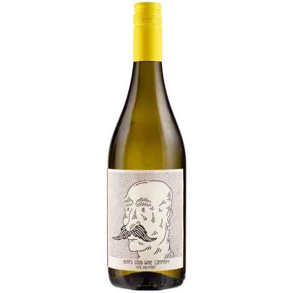 Vino, Sivi Pinot, Heaps Good Wine