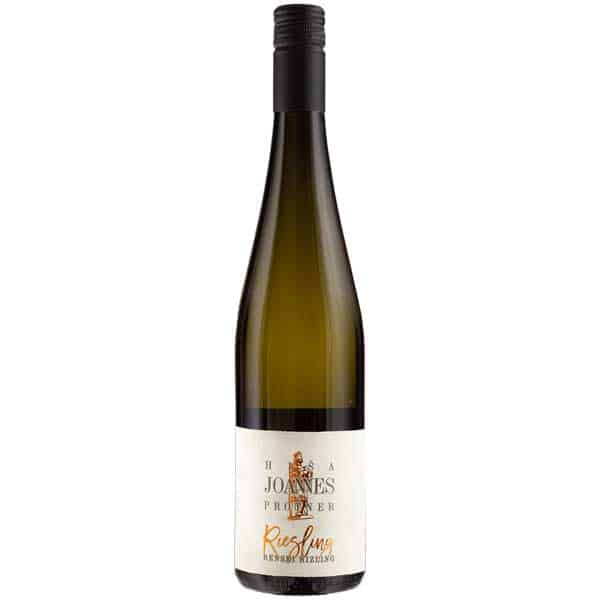 Vino, Renski rizling, Joannes Protner