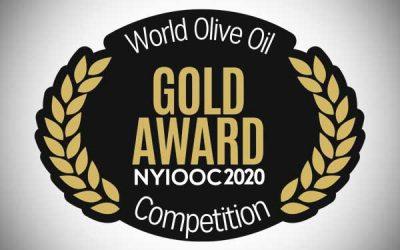 Kmetija Sirk prejela zlato medaljo za oljčno olje