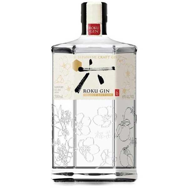 Roku Gin Suntory
