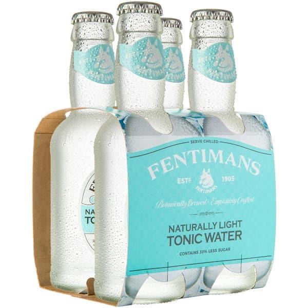 Tonik Fentimans Naturally Ligh Tonic Water
