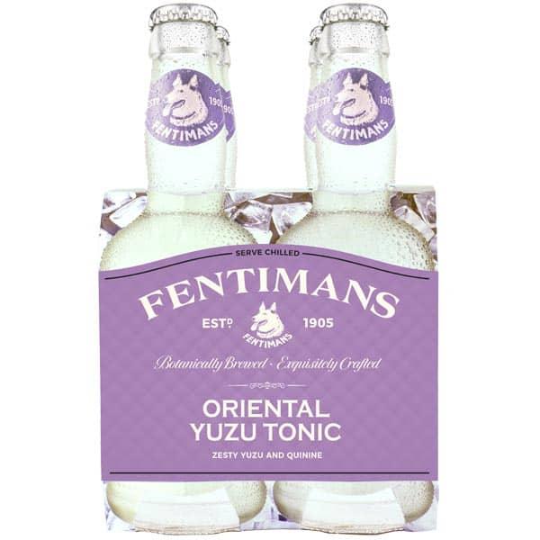 Tonik Fentimans Oriental Yuzu Tonic