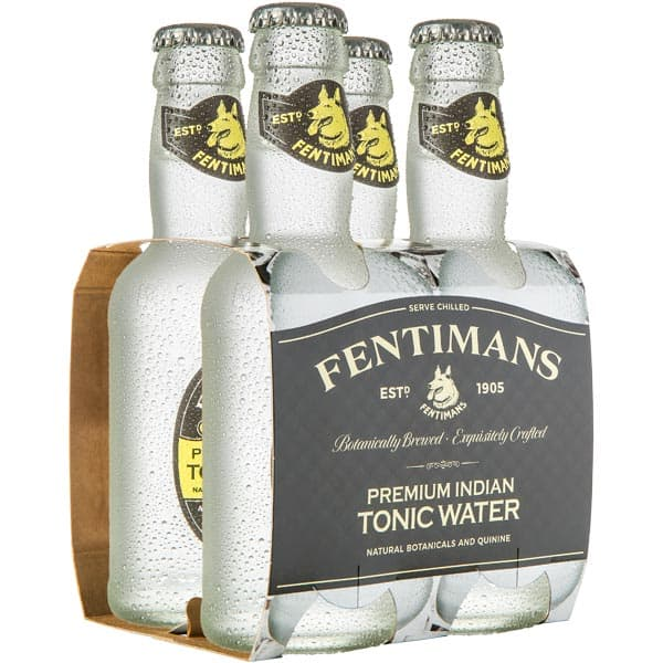 Tonik Fentimans Premium Indian Tonic Water
