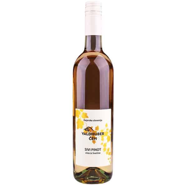 Vino, Sivi Pinot, Valdhuber Čeh