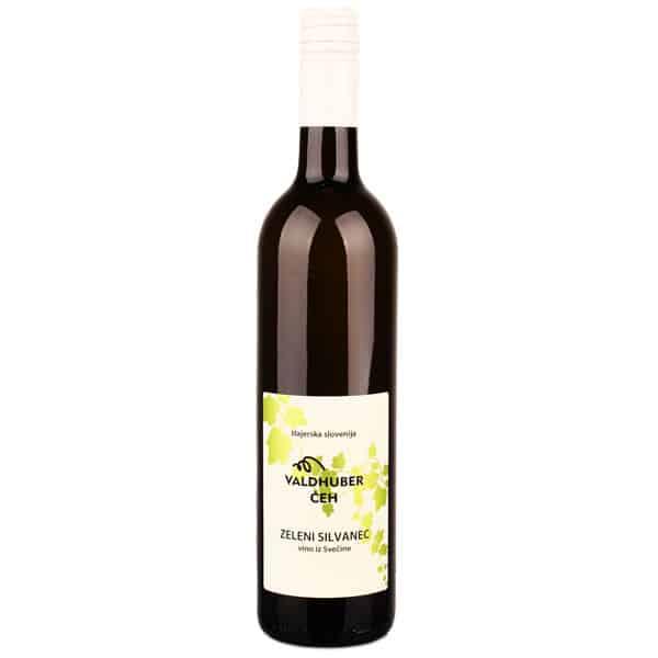 Vino, Zeleni silvanec, Valdhuber Čeh
