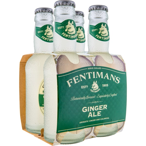 Brezalkoholno pivo, Ginger Ale, Fentimans