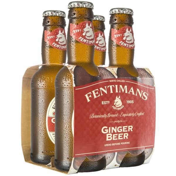Brezalkoholno pivo, Ginger Beer, Fentimans